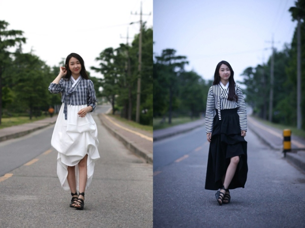 Checks-and-stripes-hanbok